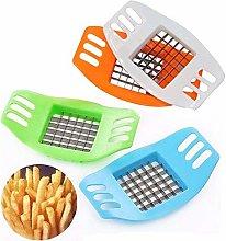 St@llion Orange French Fry Potato Chip Cutter