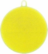 St@llion Yellow Silicone Sponge Dishwasher Dish