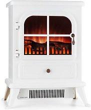 St. Moritz Electric Fireplace 1650W/1850W Flame