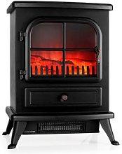 St. Moritz Electric Fireplace Heater 1650W/1850W