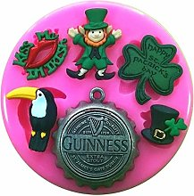 St Patrick's Day Irish Guinness Toucan