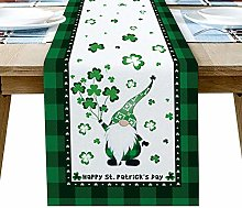 St. Patrick's Day Table Runner Tablecloth
