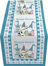 ST Patricks Day/Easter Table Runners Gnomes
