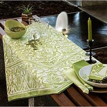 St Tropez Tablecloth Beauville Size: 240 cm L x