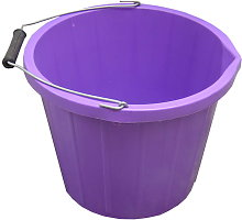 Stable Bucket (15L) (Purple) - Lincoln