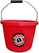 Stable Bucket (15L) (Red) - Lincoln