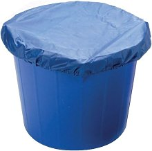 Stable Bucket Cover (One Size) (Navy) - Lincoln