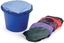 Stable Bucket Cover (One Size) (Purple) - Lincoln