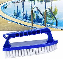 Stable Cleaning Brush, Pool Step Brush, Small Size