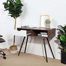 Stacey Computer Desk Isabelline