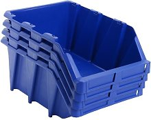 Stackable Plastic Organiser Box Symple Stuff