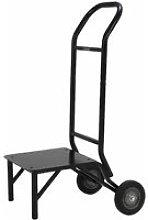 Stacking Chair Dolly - Black - Lifetime