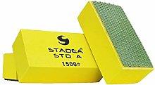Stadea Diamond Hand Polishing Pad Grit 1500 for