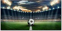 Stadium Flashes Football Field Fluorescent Light