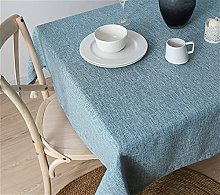 Stafeny Table Cloth Cotton and linen Dustproof