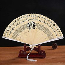 Stages Performance Props Hollow Hand Tassels Fan