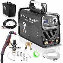 STAHLWERK CUT 40 Pilot IGBT Plasma Cutter with