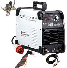 STAHLWERK CUT 60 ST IGBT Plasma Cutter with 60