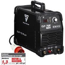 STAHLWERK CUT 70 P IGBT full equipment set Plasma