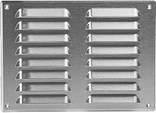 Stainless Steel 260 x 190 mm / 10x8 inch Air Vent
