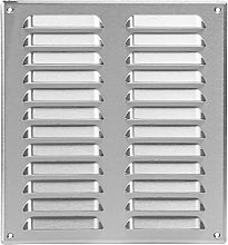 Stainless Steel 260 x 280 mm / 10x11 inch Air Vent