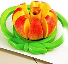 Stainless Steel Apple Cutter Slicer Corer with