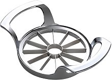 Stainless Steel Apple Slicer and Corer 12 Blades