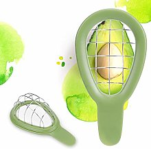Stainless Steel Avocado Cuber and Dicer Tool