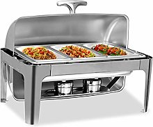 Stainless Steel Chafing Dish, 9L Chafing Dish Set