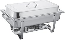 Stainless Steel Chafing Dish Catering Food Pan