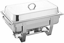 Stainless Steel Chafing Dish Food Pan Food Warmer