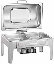 Stainless Steel Chafing Dish, Rectangle Chafing
