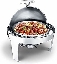 Stainless Steel Chafing Dishes Buffet, Electric