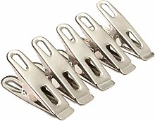 Stainless Steel Clips Tent Windproof Securing Hook