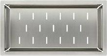 Stainless Steel Colander, 370mm x 195mm