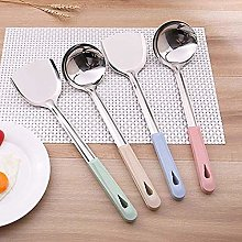 Stainless Steel Cooking Tools Set Colander Spatula