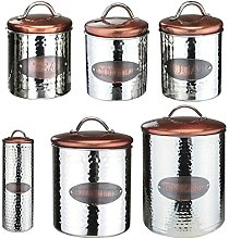 Stainless Steel Copper Tea Coffee Sugar Pasta