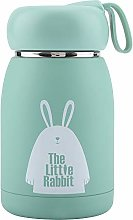 Stainless Steel Cute Rabbit Pattern Vacuum Cup Mug