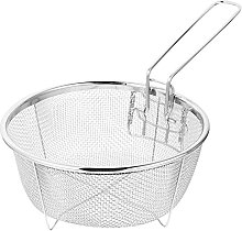 Stainless Steel Deep Fryer Basket Frying Basket