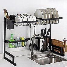 Stainless Steel Dish Drainer,Practical Over Sink
