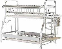 Stainless Steel Dish Rack, Kitchen Dish Rack