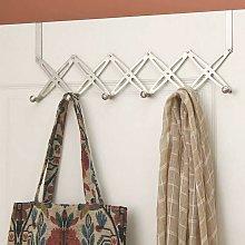 Stainless Steel Door Hooks Coat Rack for