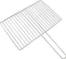 Stainless Steel Double-Sided Grilling Grill