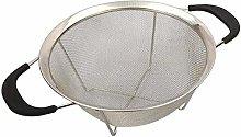 Stainless Steel Drain Basket Multi-Functional