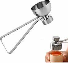 Stainless Steel Eggshell Opener Durable Stainless
