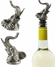Stainless Steel Elephant Wine Pourer, Aerator and