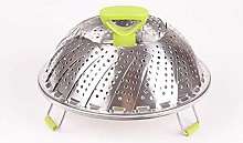 Stainless Steel Folding Steamer 9inch 11inch