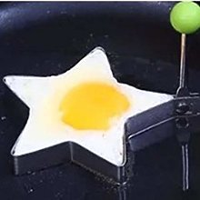 Stainless Steel Form for Frying Eggs Tools
