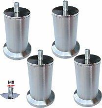 Stainless Steel Furniture Legs,Adjustable Cabinet