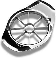 Stainless Steel Grip Handle Apple Slicer Corer
